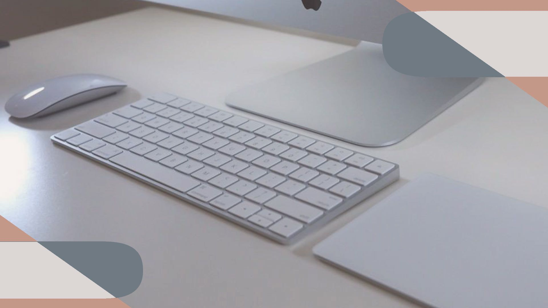 Apple's wireless Magic Keyboard ($94)