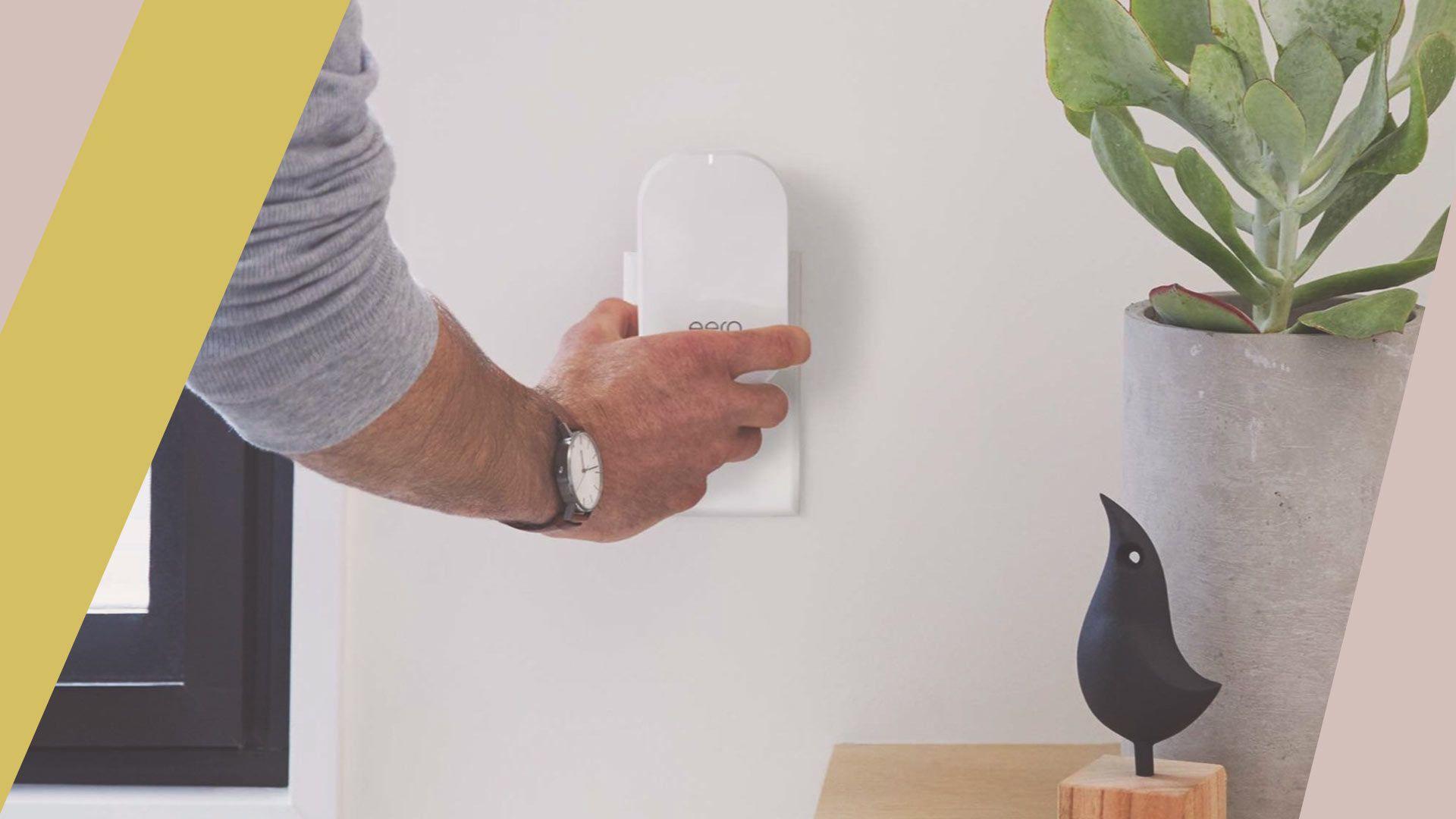 Amazon eero Pro mesh WiFi system ($299)
