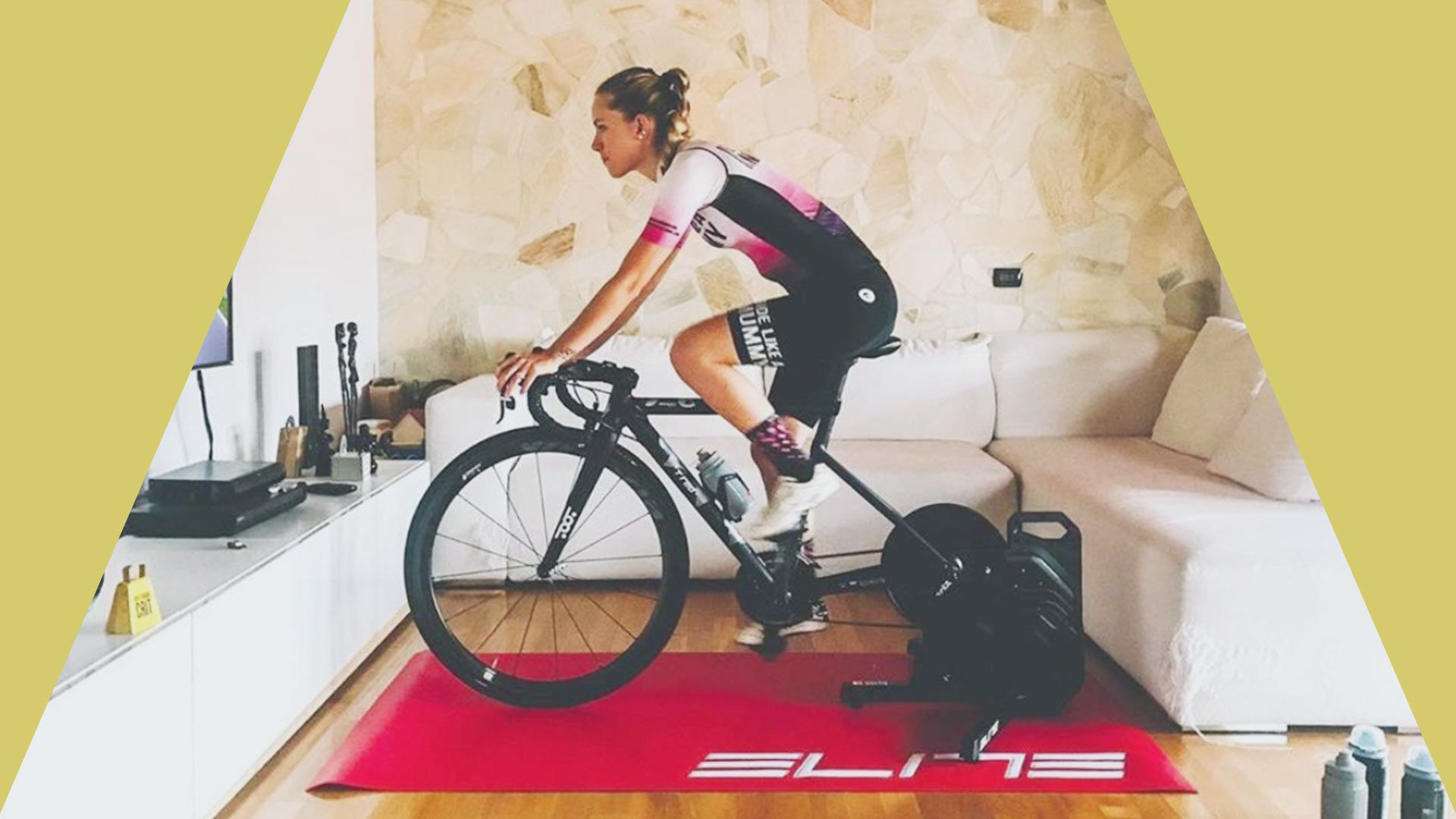 Elite Suito Interactive Bike Trainer ($900)