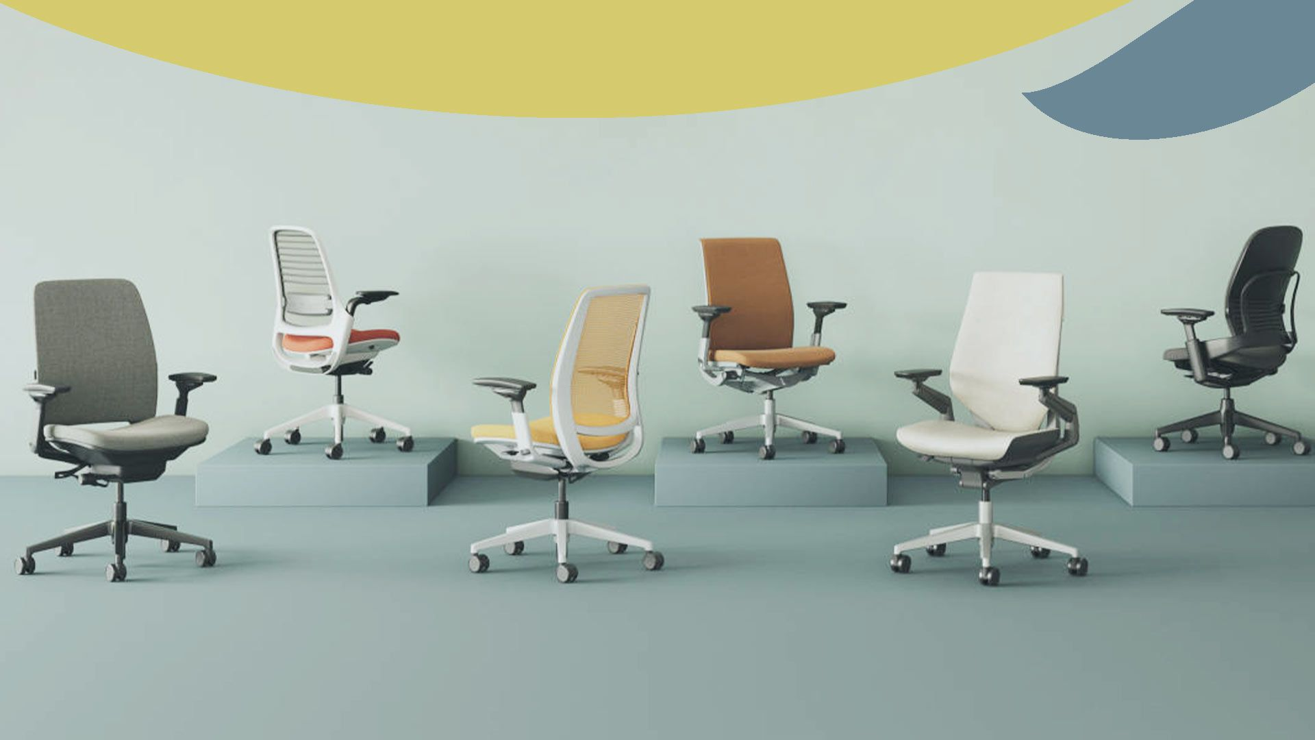 Steelcase Gesture Chair ($899)