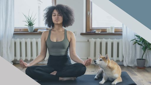 How to Use Meditation to Boost Focus and Productivity While WFH